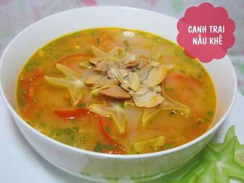 com ngon voi canh ga nuong, trung ngu sac - 2