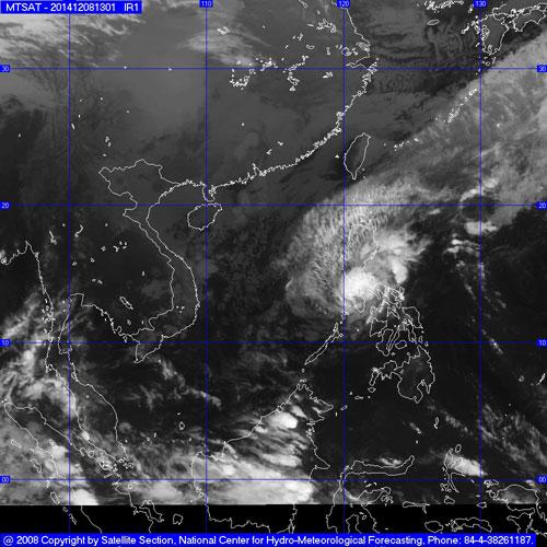 philippines: 27 nguoi thiet mang vi sieu bao hagupit - 5