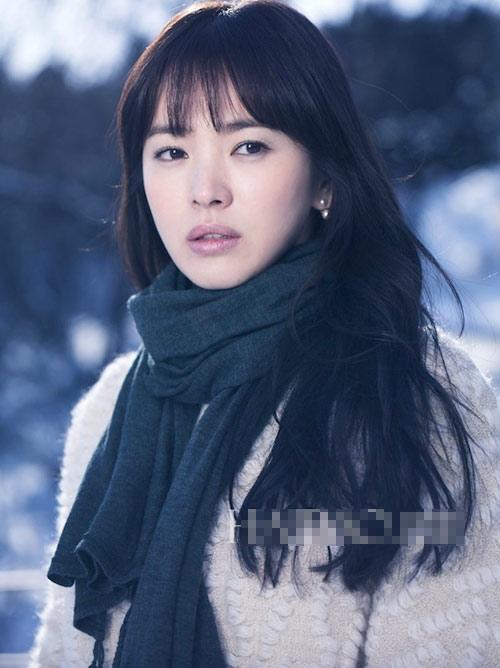 """nhung khoanh khac """"van nguoi me"""" cua song hye kyo - 9"""
