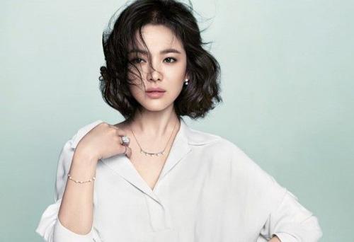 """nhung khoanh khac """"van nguoi me"""" cua song hye kyo - 8"""
