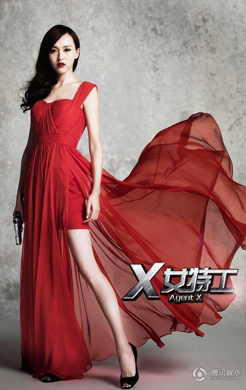"nu dac cong x - ""nhung thien than cua charlie"" phuong dong - 4"