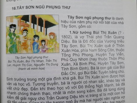 dinh chi phat hanh cuon sach ve danh tuong gay tranh cai - 1
