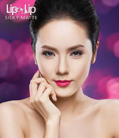 chon son matte chuan nhu phuong linh - 1