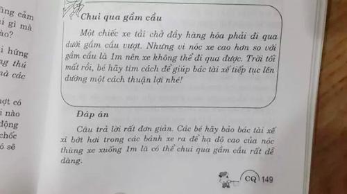 """do khoc do cuoi voi nhung cau do """"nham"""" cho tre em - 2"""