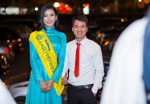 a hau huyen my cong khai lo dien sau scandal - 14