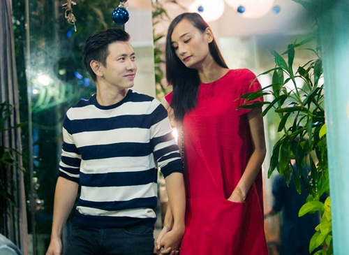 chong sap cuoi nam chat tay le thuy tren pho - 7