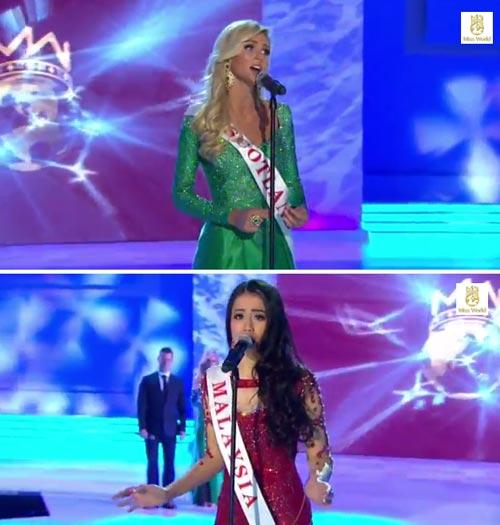 hoa hau nam phi dang quang miss world  2014 - 10