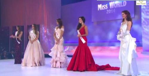 hoa hau nam phi dang quang miss world  2014 - 5