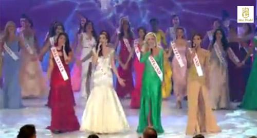 hoa hau nam phi dang quang miss world  2014 - 3