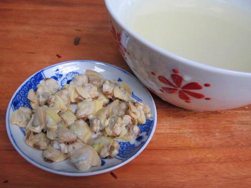 canh kim chi nau ngao dau nong hoi - 2