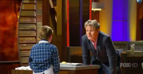 masterchef junior: cau nhoc tung gap tong thong obama - 9