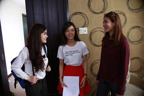 """kim nha, a han, phuong tam """"bo ba tham tu"""" trong """"mat vu son moi"""" - 4"""
