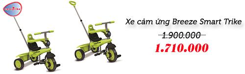 xe thong minh smart trike an toan cho be yeu - 3