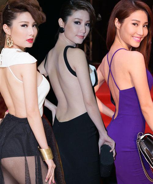 "4 my nhan lot xac ""chong mat"" trong nam 2014 - 1"