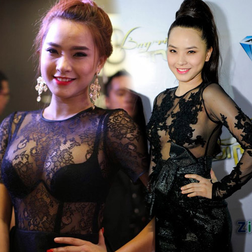 "4 my nhan lot xac ""chong mat"" trong nam 2014 - 8"