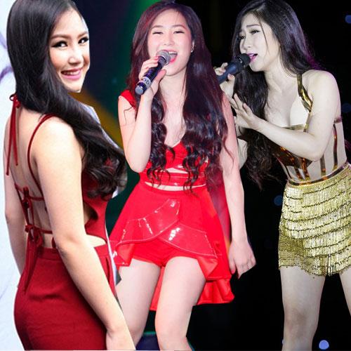 "4 my nhan lot xac ""chong mat"" trong nam 2014 - 3"