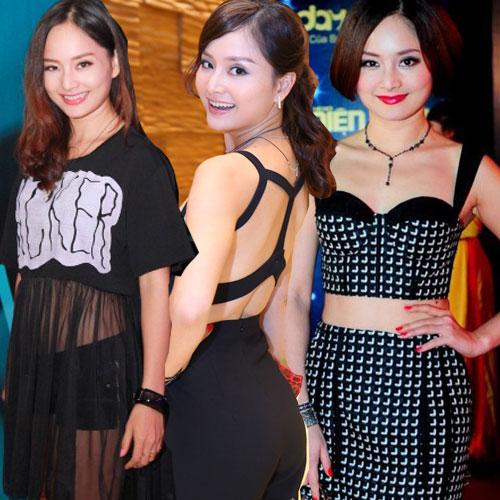 "4 my nhan lot xac ""chong mat"" trong nam 2014 - 6"