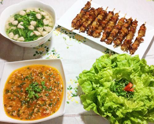 thuc don: 100.000 nghin dong ngon oi la ngon - 1