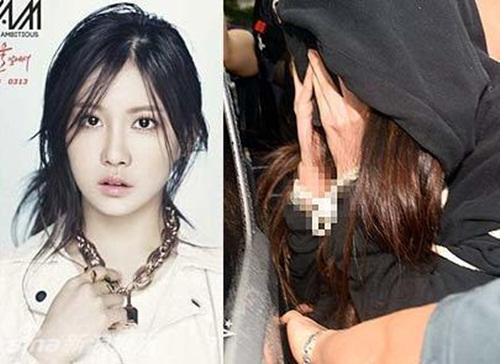 nhung scandal chan dong nhat showbiz han 2014 - 7
