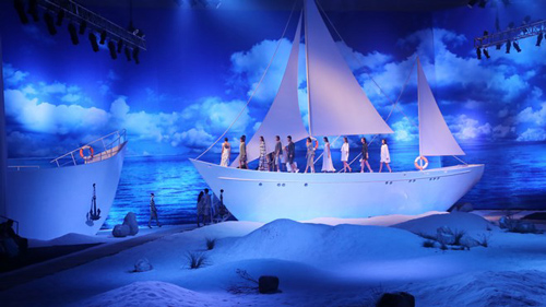 top 4 show thoi trang dang xem nhat viet nam 2014 - 12