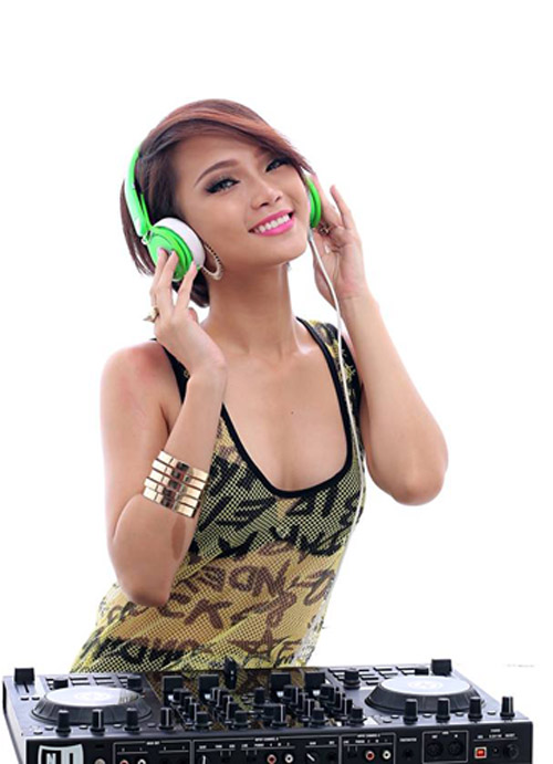 cham diem hai nhan sac viet lot top 100 nu dj cua the gioi - 5