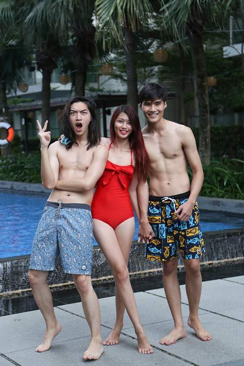 nghi van tinh tay ba cua thi sinh vn's next top model 2014 - 6