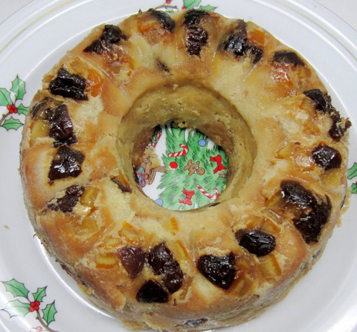 banh pudding mut hoa qua day hap dan - 10
