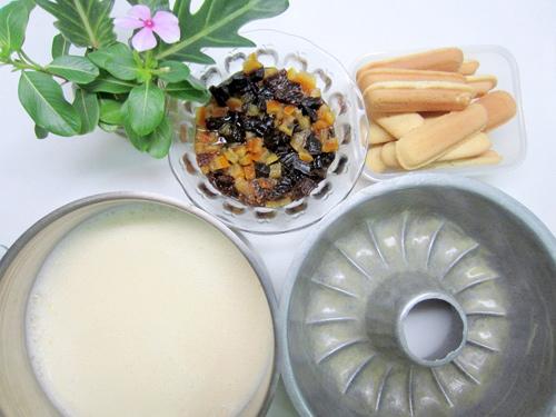 banh pudding mut hoa qua day hap dan - 4