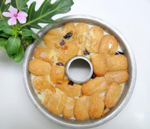banh pudding mut hoa qua day hap dan - 7