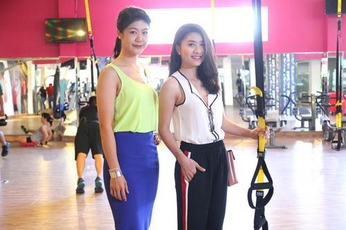 truong the vinh khoe ban gai lam phi cong - 9