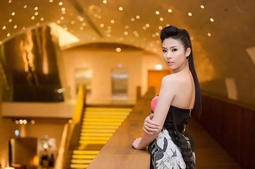 "giang my, thanh mai ""do"" nhan sac khong tuoi - 15"