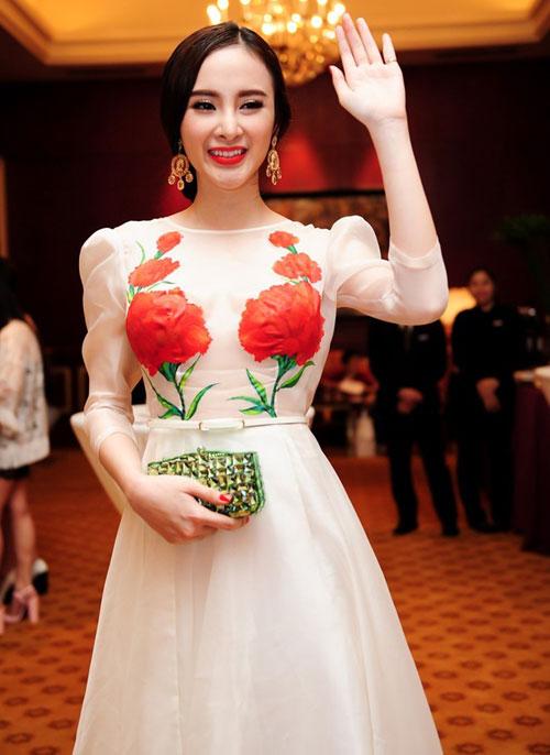 """top vay xuyen thau """"ngam mai khong chan"""" nam 2014 - 10"""