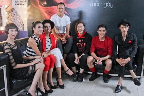 top 7 vntm 2014 hat chuc mung giang sinh vui nhon - 1