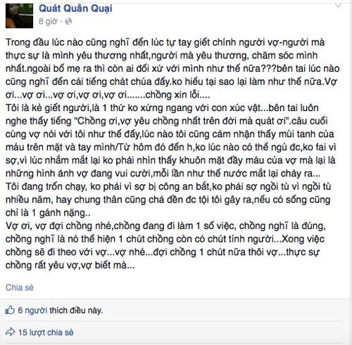 nghi pham sat hai vo tu thu tren facebook - 2