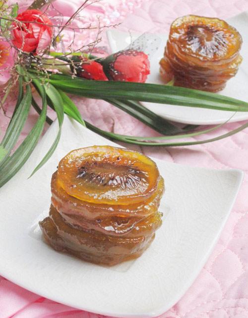 Mứt kiwi chua chua, ngòn ngọt đón Tết-12
