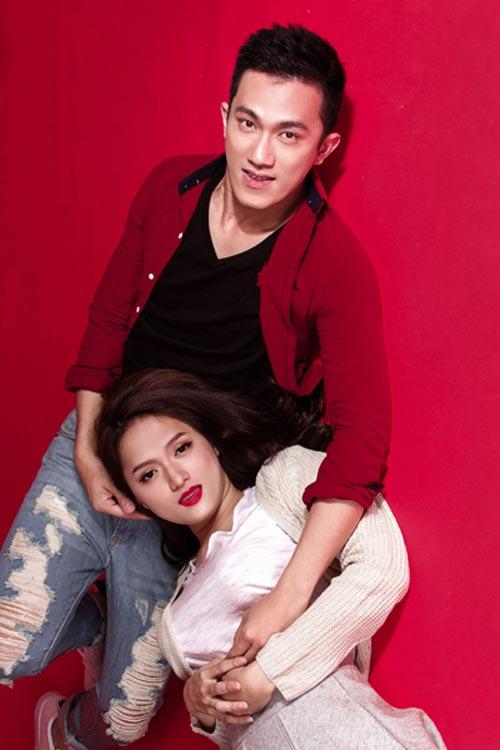 noel ngot ngao cua huong giang idol va ban trai - 9