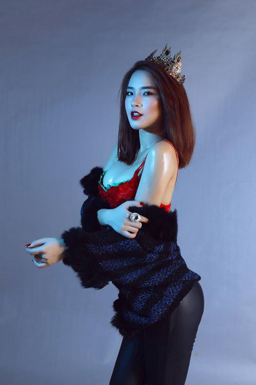my nhan viet do ve nong bong dip giang sinh - 3