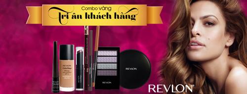 revlon – combo vang, tri an khach hang - 1