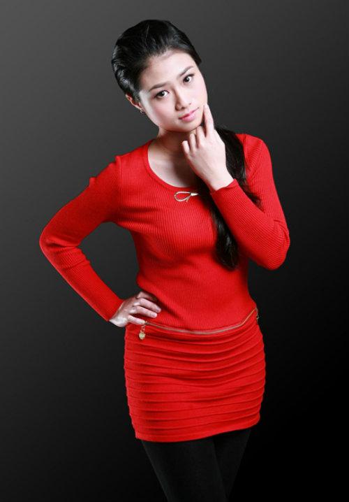 nhung nu sinh canh sat lam chao dao cong dong mang 2014 - 13