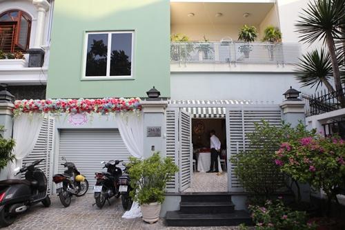 nha sao viet noi bat trong nhung dam cuoi cua nam 2014 - 15