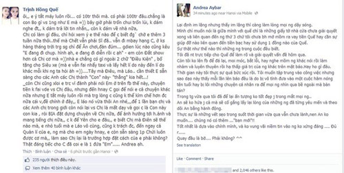 muon facebook doi no: showbiz viet 'ha be' nhau de doi tien? - 4