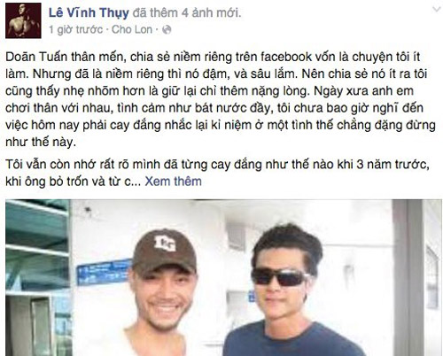 muon facebook doi no: showbiz viet 'ha be' nhau de doi tien? - 8