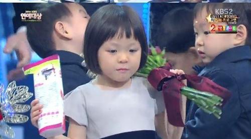 "cap sinh ba nha ""ju-mong"" nao loan le trao giai - 6"