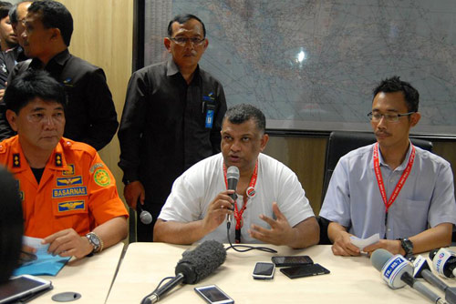 indonesia: nhieu kha nang may bay airasia da gap nan - 2