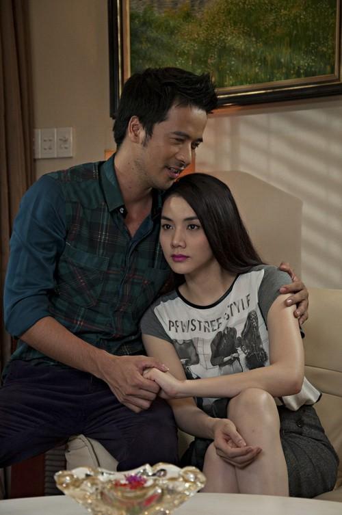 trang nhung bung bau 4 thang van cham chi dong phim - 5