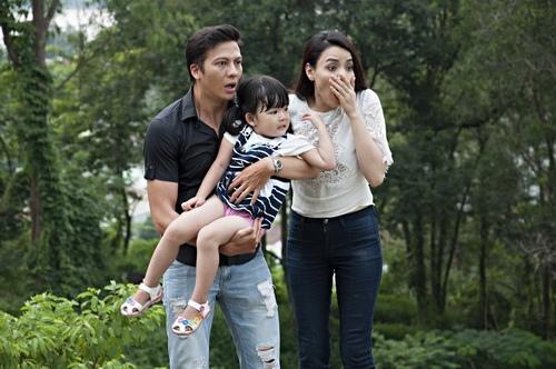 trang nhung bung bau 4 thang van cham chi dong phim - 4