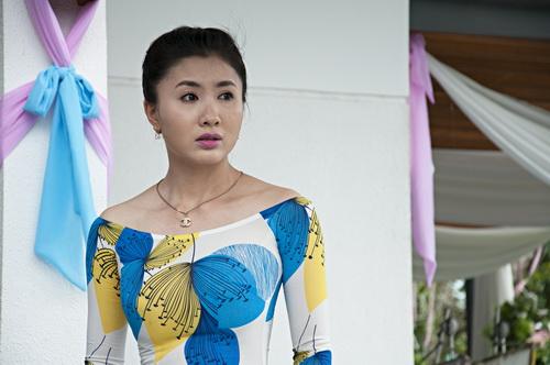 trang nhung bung bau 4 thang van cham chi dong phim - 11