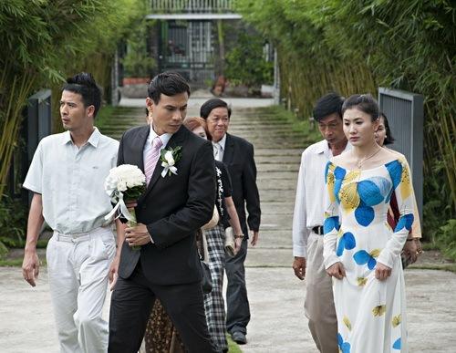 trang nhung bung bau 4 thang van cham chi dong phim - 7