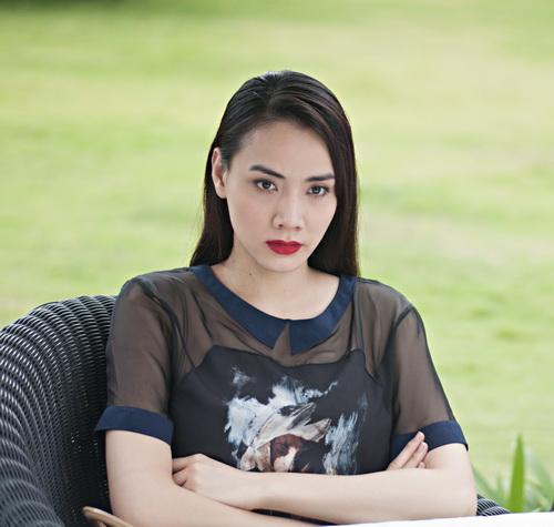 trang nhung bung bau 4 thang van cham chi dong phim - 1