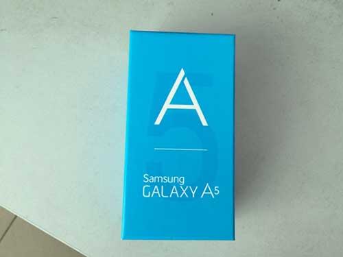 mo hop samsung galaxy a5, smartphone kim loai nguyen khoi - 1